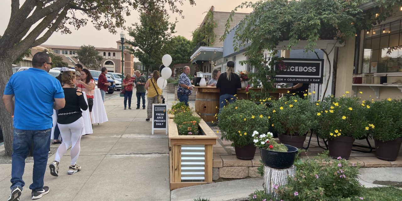 Atascadero Holds the First Art Wine and Brew Tour of 2021
