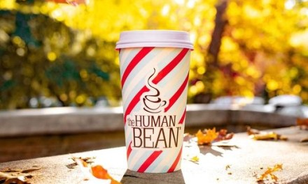 The 'Human Bean' Celebrates Grand Opening in Atascadero