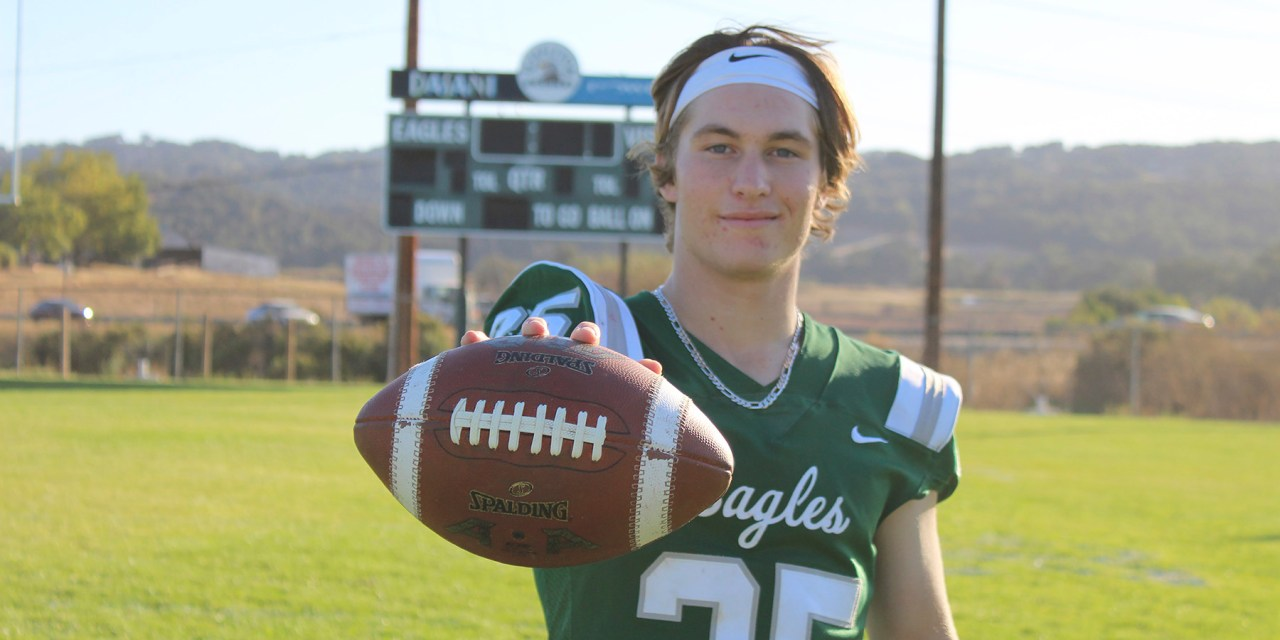 Tyler Kaschewski is SLO County's Most Electric Player