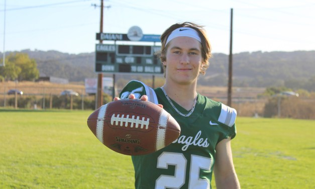 Tyler Kaschewski is SLO County's Most Electric Player