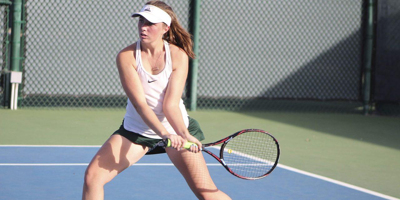 Atascadero, Templeton Girls Tennis Roll into CIF Second Round