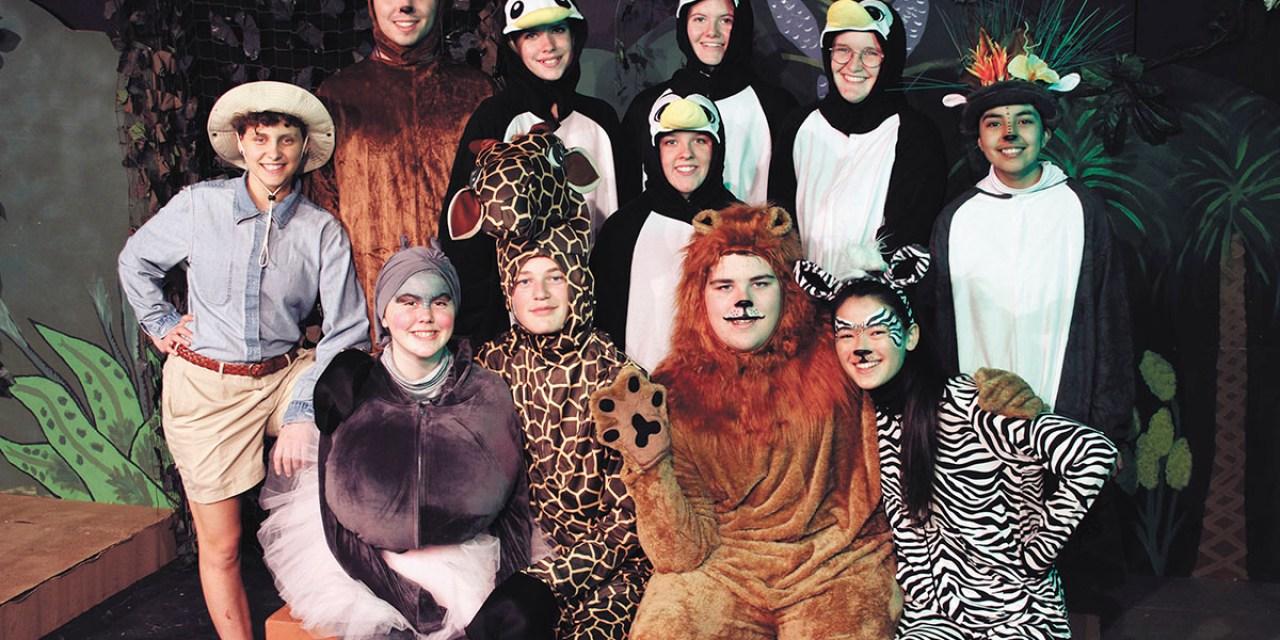 Atascadero High School Theater Arts Presents 'Madagascar: A Musical Adventure'
