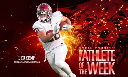 North County Athletes of the Week: April 22