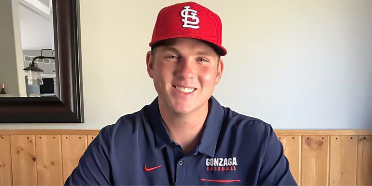 Former Templeton Eagle Lardner Signs With Cardinals