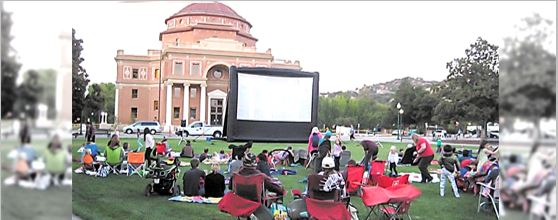 Atascadero Changes Movies In The Park To Drive-In