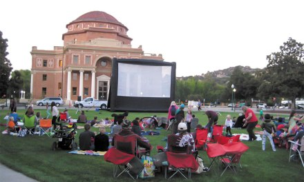 Movies in the Park expands to FIVE showings this year