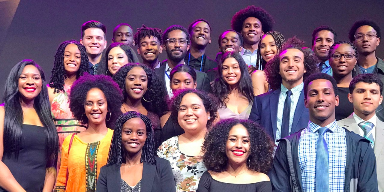 Cal Poly's National Society of Black Engineers Receives National Chapter of the Year Honor