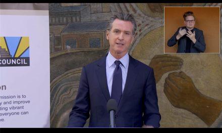 Governor Newsom Introduces a Reboust 'California Comeback Plan'