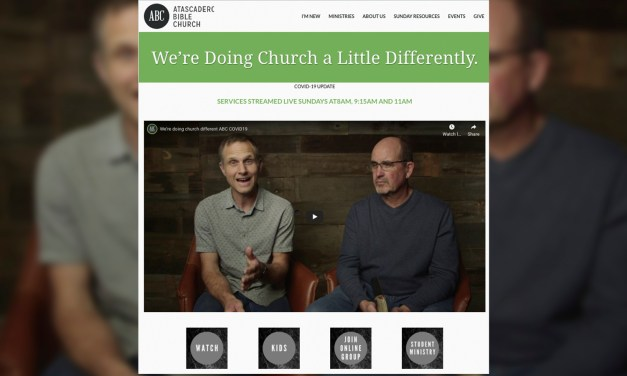 Local Churches Offer Online Services and Resources