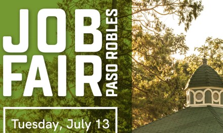 Paso Robles City-Wide Job Fair on Tuesday, July 13