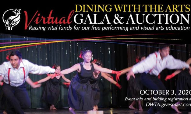 9th Annual PRYAF Dining with the Arts Gala Returns to a Virtual Stage Tonight