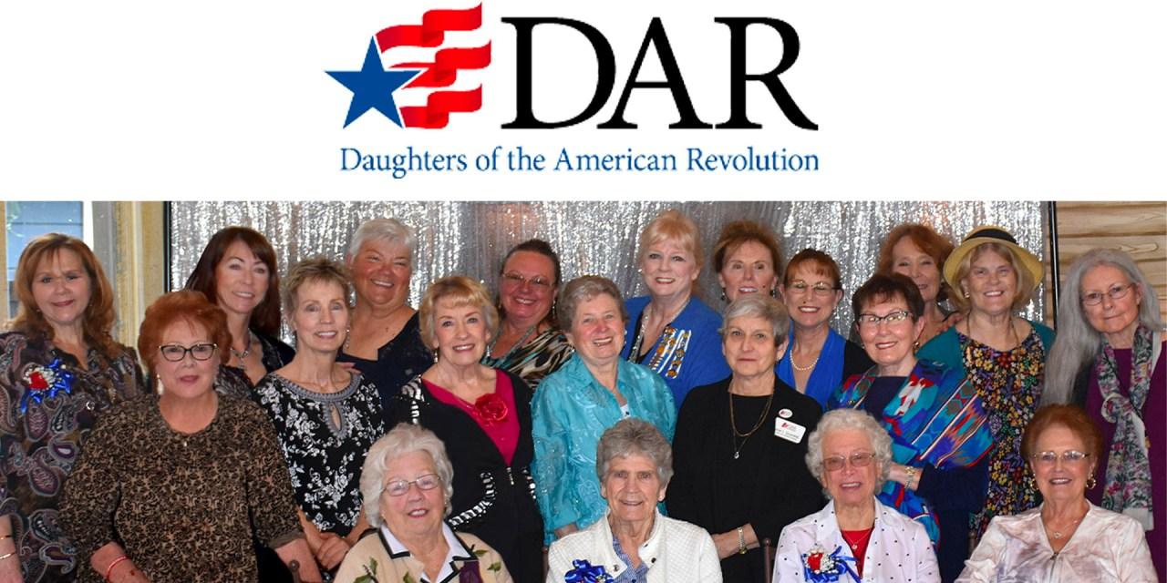 El Paso De Robles DAR Chapter, Celebrates 71st Anniversary