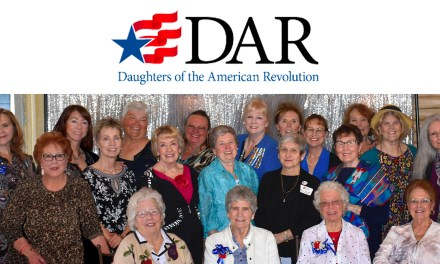 El Paso De Robles DAR Chapter, Celebrates 71st Anniversary