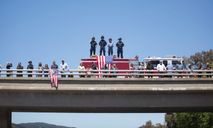 San Luis Obispo County Mourns the Loss of Fallen Officer