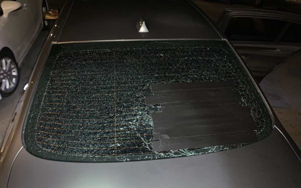 CHP Releases Photos of Person They Believe Smashed Car Window During July 21 Protest