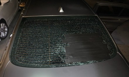 SLOPD: BLM Protesters Block Highway 101, Damage Car