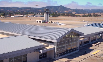 San Luis Obispo County Regional Airport Gets New Street Name Honoring Region's Roots