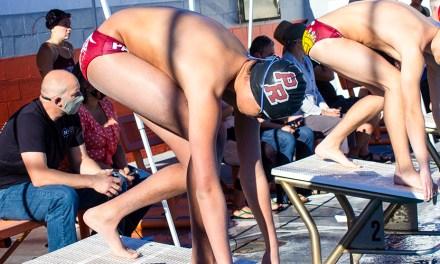 Bearcats and Greyhounds Kickoff Swim Season