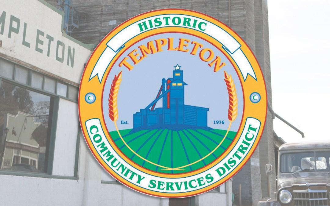 Templeton CSD Upcoming Meeting, Mar. 2