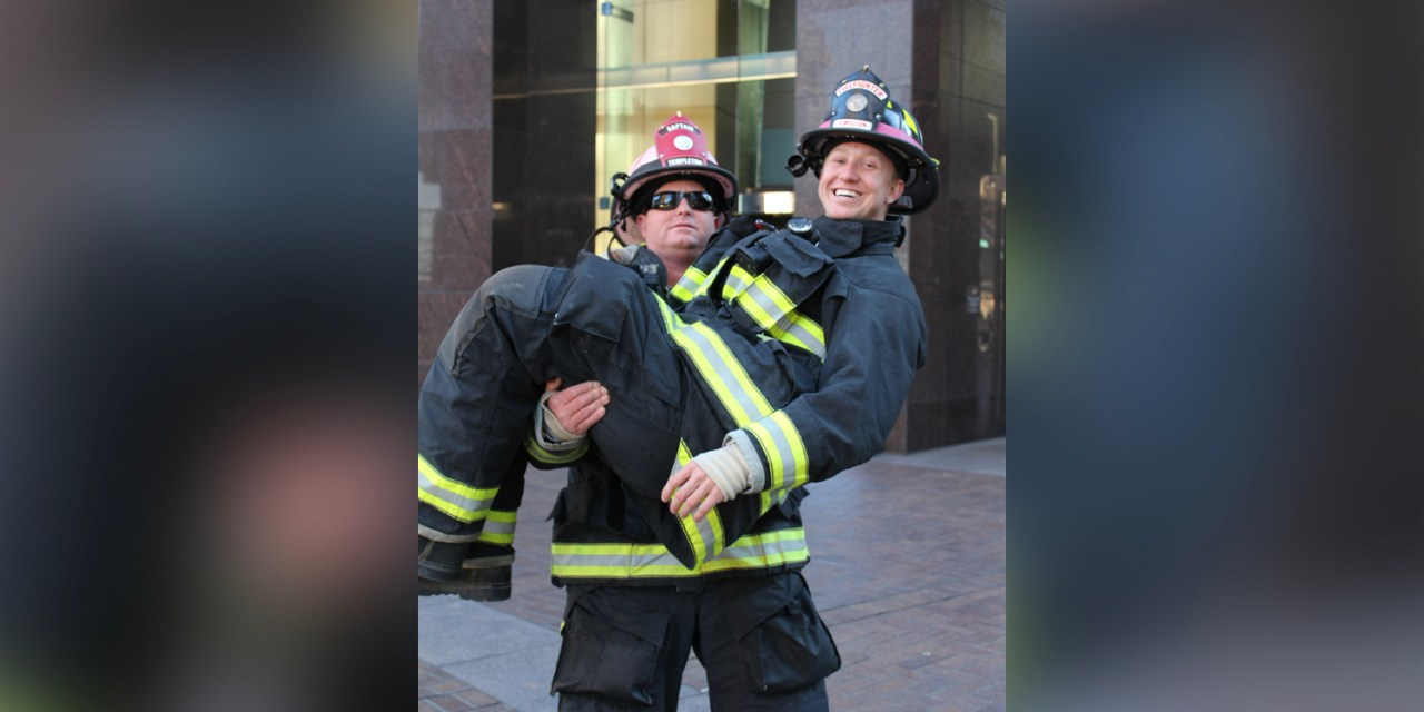 8th Annual Templeton Fire Stairclimb is Being Held Locally