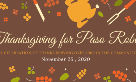 'Thanksgiving for Paso Robles' Prepared to Feed Everyone Free of Charge