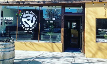 Traffic Records Moves Twenty Feet to a Larger Location
