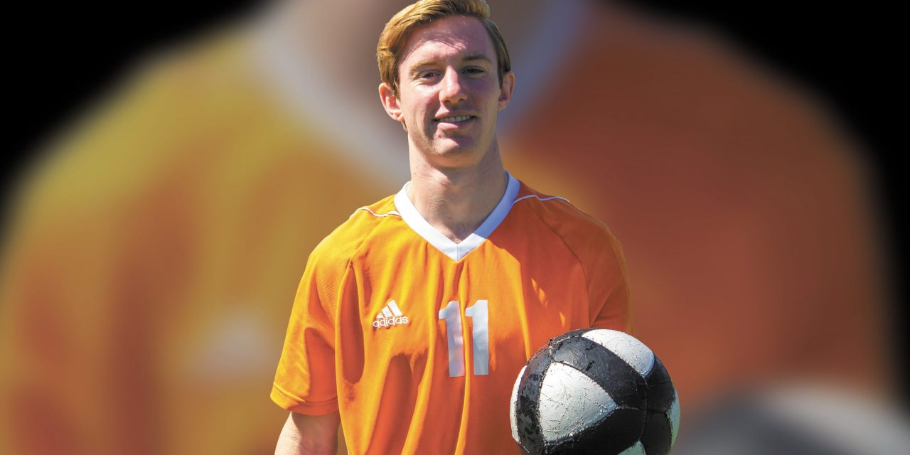 Wyatt Hasch: Boys Soccer Player Of The Year