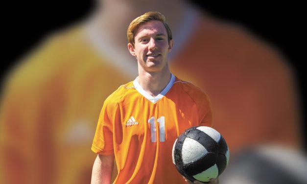 Wyatt Hasch: Boys Soccer Player Of The Year