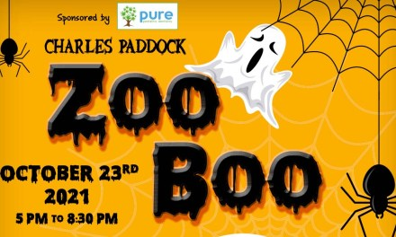 Charles Paddock Presents Zoo Boo Evening For Family Fun