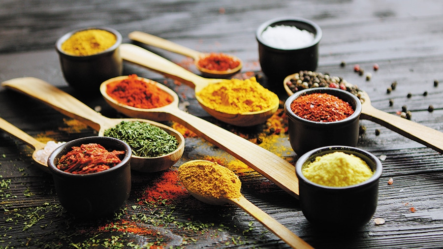 Spicing Up Healthy Dishes