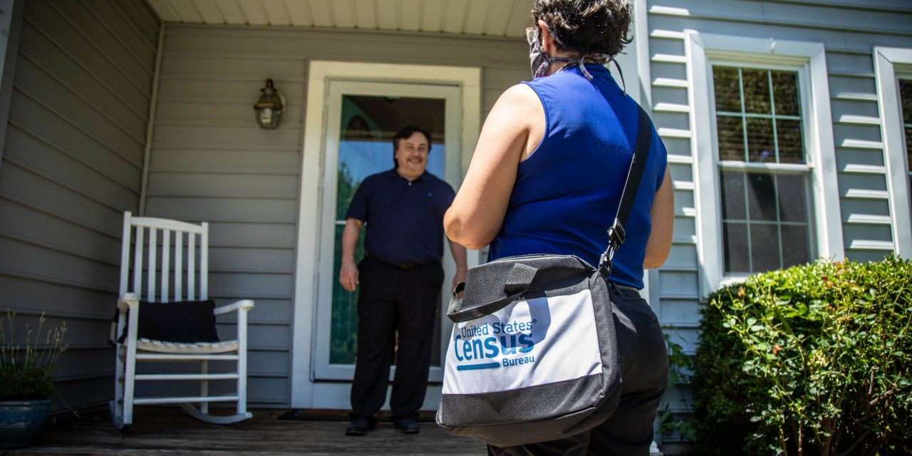 Census Workers in SLO County to Complete the 2020 Count