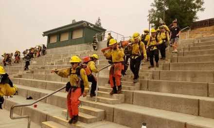 Templeton Fire Hosts September 11 Memorial Stairclimb