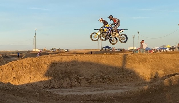 Atascadero Teen Places First in Regional Motocross Series