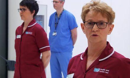 An Inconvenient Message from a Hospital Respiratory Team