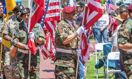 Hundreds Come Together to Honor and Remember Our Fallen Heroes