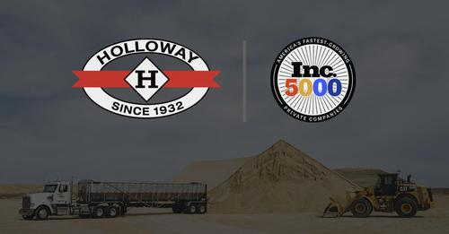 The Holloway Group Made Inc. Magazines' 2021 Top 1500