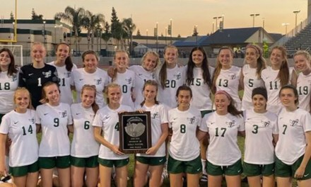 Templeton Girls Come Up Just Short in CIF Championship Game