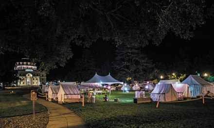 Tent City After Dark Moves to Friday