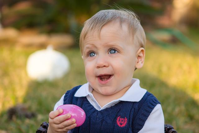Easter Portraits and Cake Smash Atascocita Photography