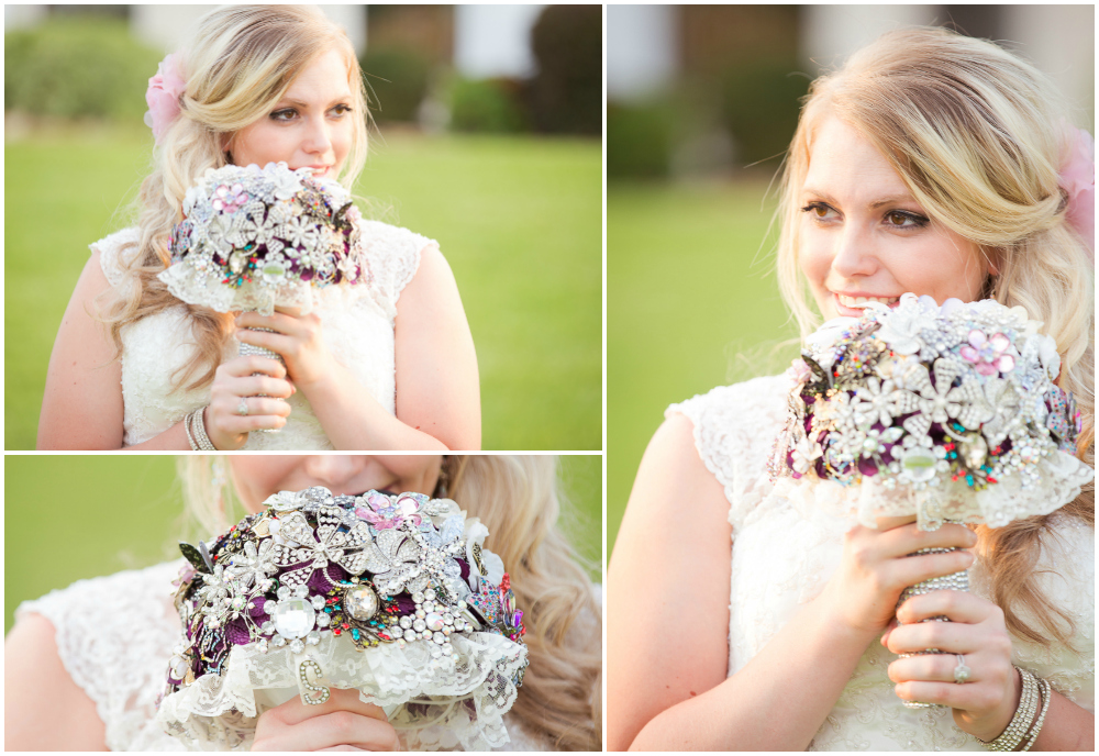 Chelsea Bridal Bouquet Atascocita Photography