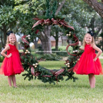 Christmas Wreath Sessions Atascocita