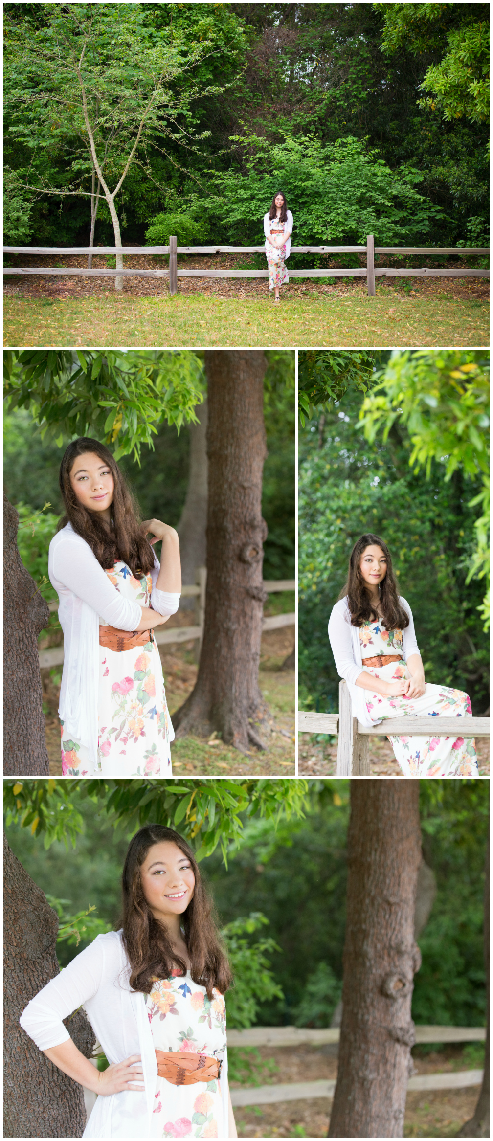 Mari Rustic Senior Portrait Atascocita Photography