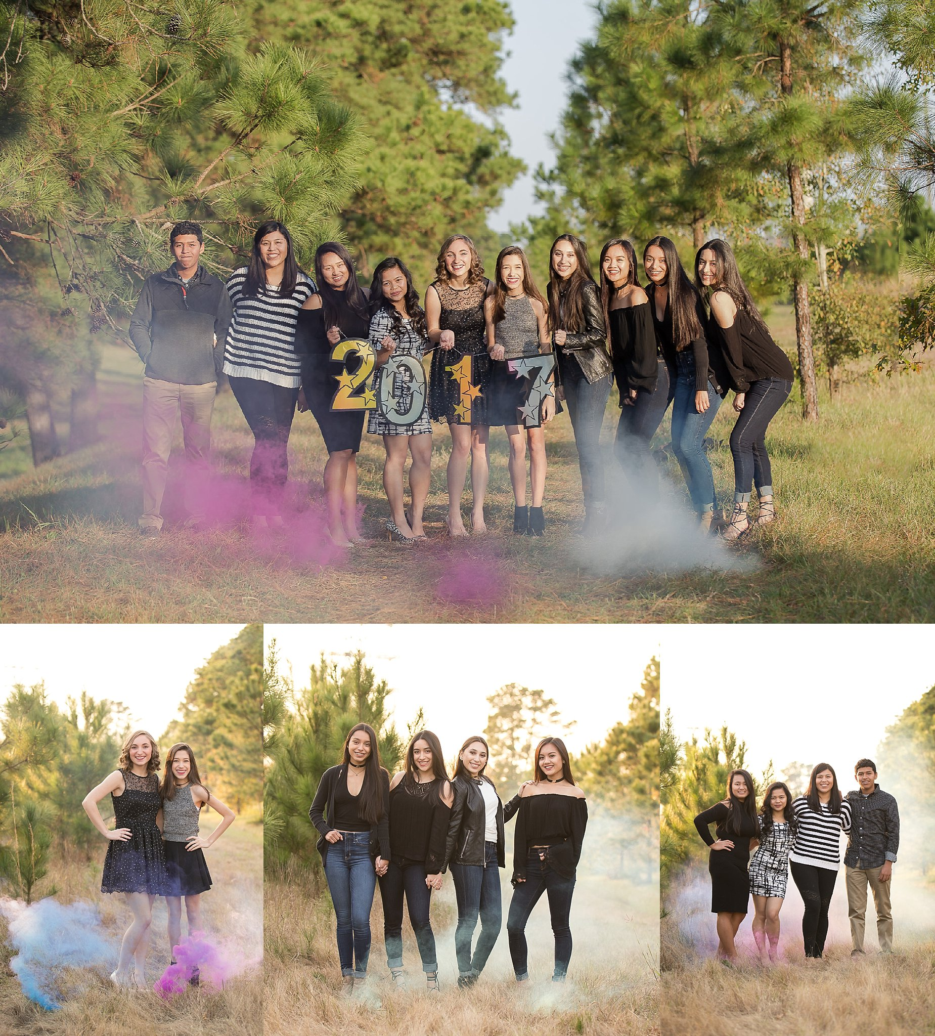 Atascocita Senior Photographer Shoot