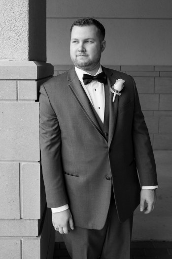 The Groom during his portrait session.