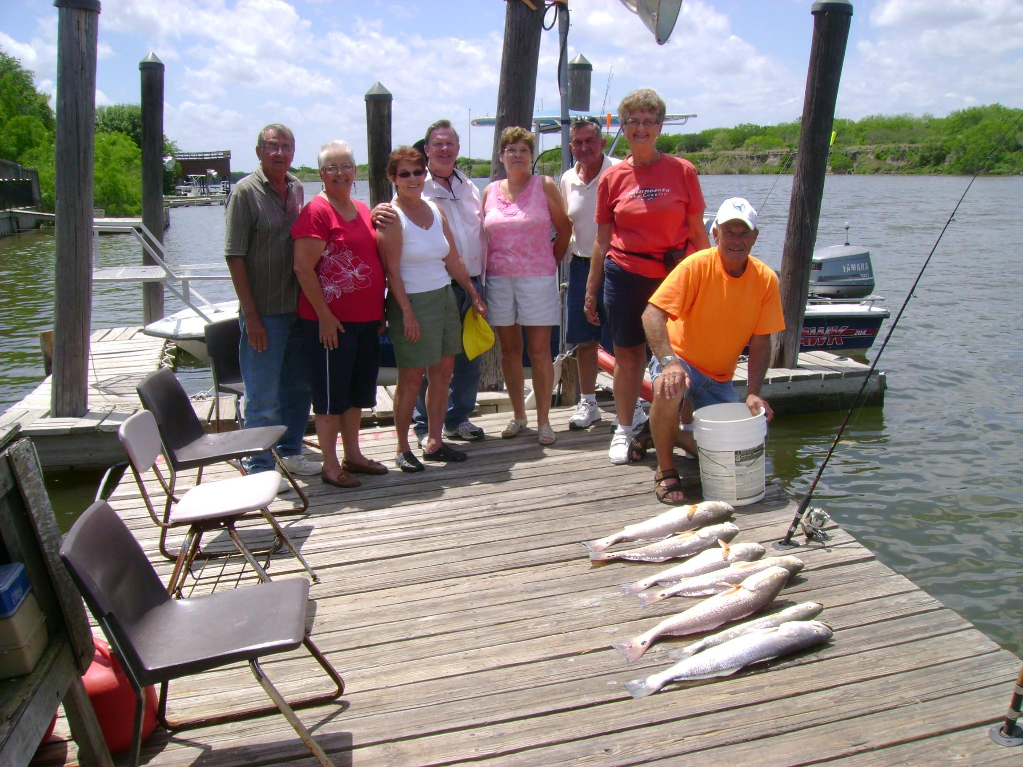 Beau Arroyo City Fishing Piers South TX Bed And Breakfast Rio Hondo