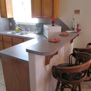 Arroyo City Rentals with Full Sized Kitchens at Atascosa Outlook.