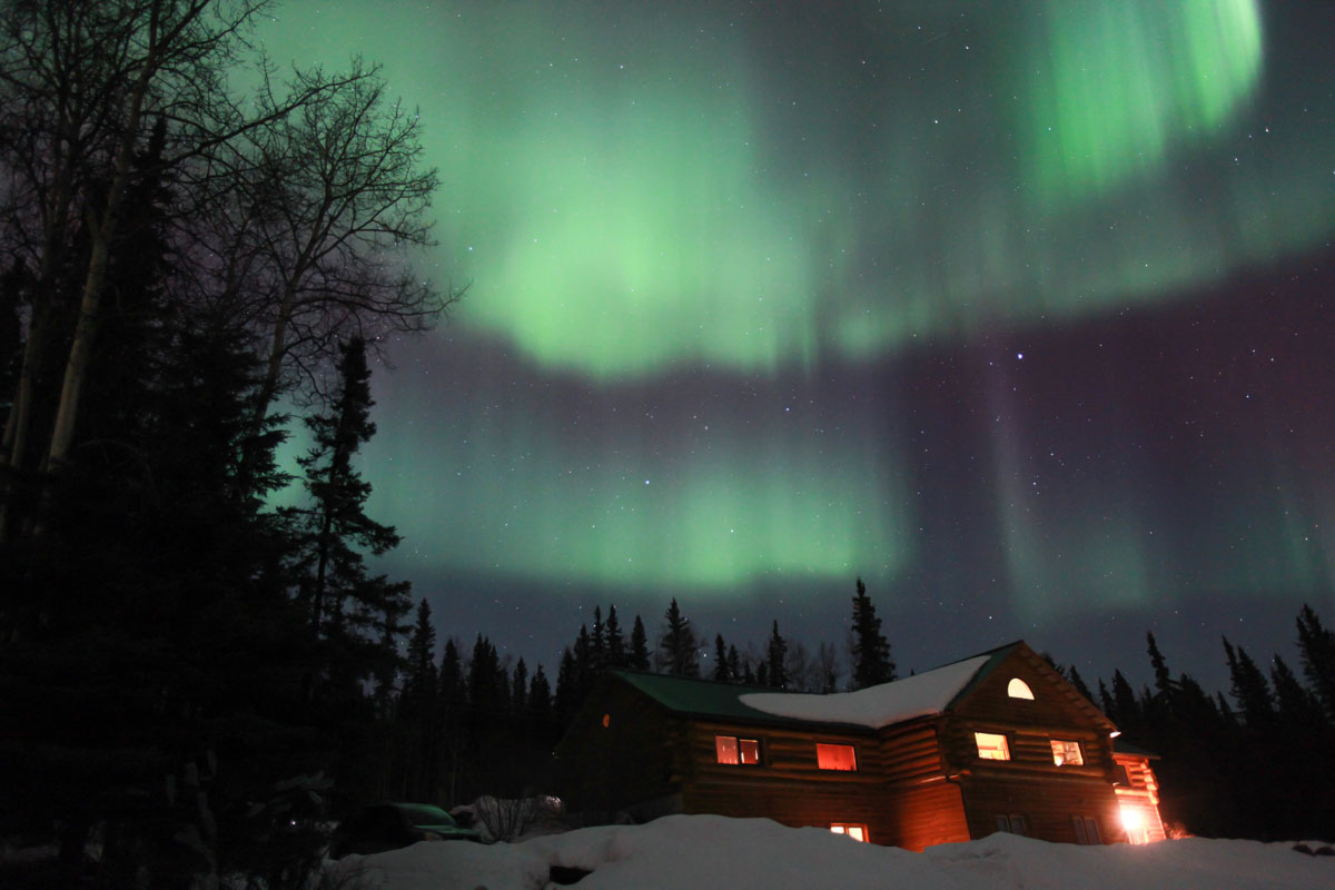 Northern Lights Lodge Alaska