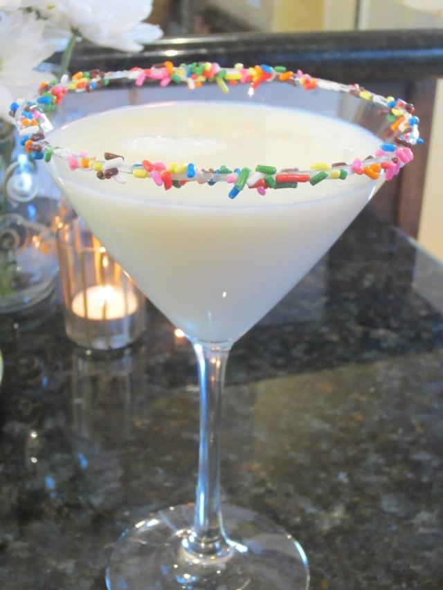 Cupcake Martini
