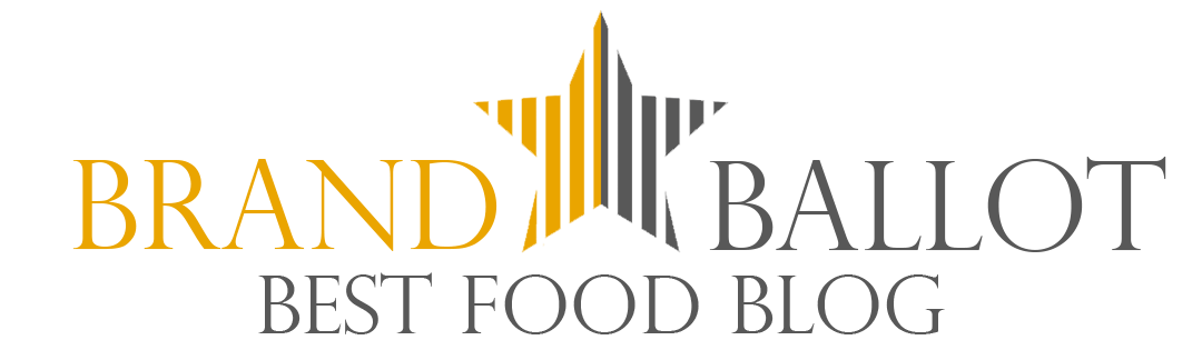 Freatured Brand Ballot Best Food Blog