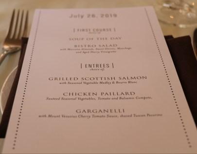 Bistro 31 menu